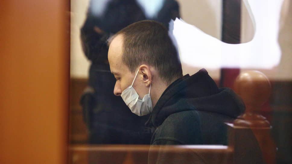 """Оглашение приговора """"уктусскому стрелку"""" Алексею Александрову"""