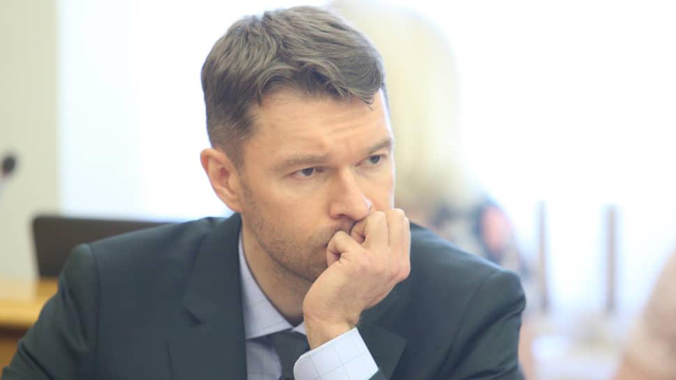 Депутат Алексей Вихарев