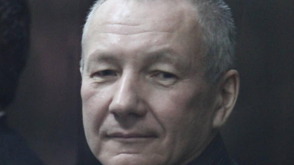Бывший вице-мэр Екатеринбурга Виктор Контеев
