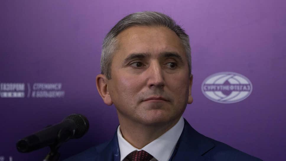 Губернатор Тюменской области Александр Моор