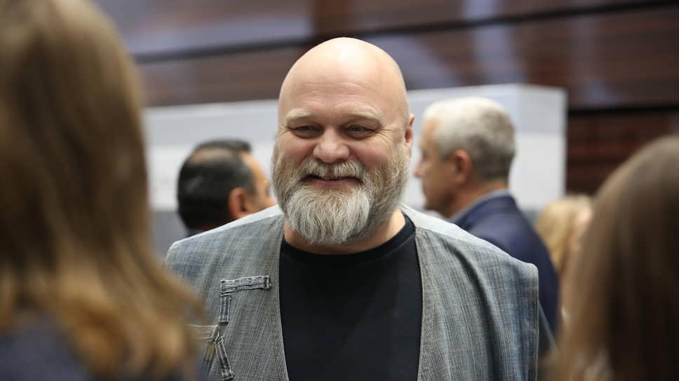 Кинорежиссер Алексей Федорченко