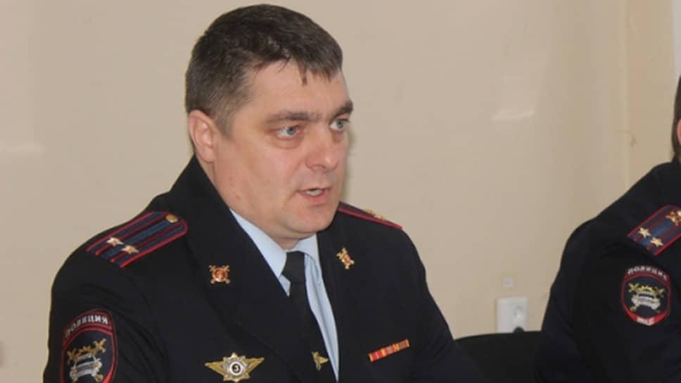 Экс-глава отдела ГИБДД Нижнего Тагила  Анатолий Чернов