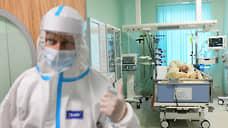 В Свердловской области зафиксировали рекордное количество заболевших COVID-19