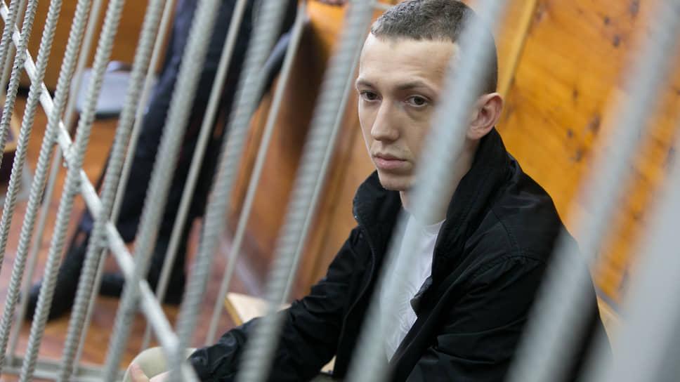 Осужденный за смертельное ДТП в Екатеринбурге Владимир Васильев