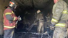 В жилом доме в Екатеринбурге из-за взрыва газа произошел пожар
