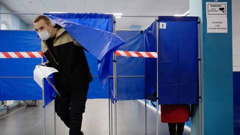 Явка на выборах в Свердловской области на 15:00 превысила 13,4%