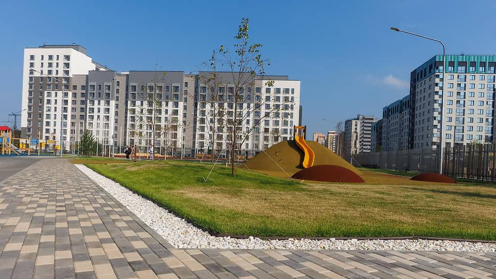 Микрорайон Солнечный в Екатеринбурге