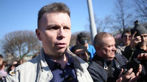 Уральский телеведущий Иннокентий Шеремет госпитализирован с поражением легких