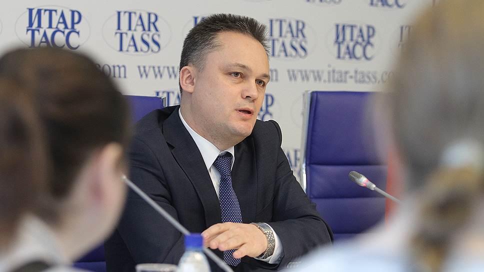 Руководитель УФАС России по Свердловской области Дмитрий Шалабодов