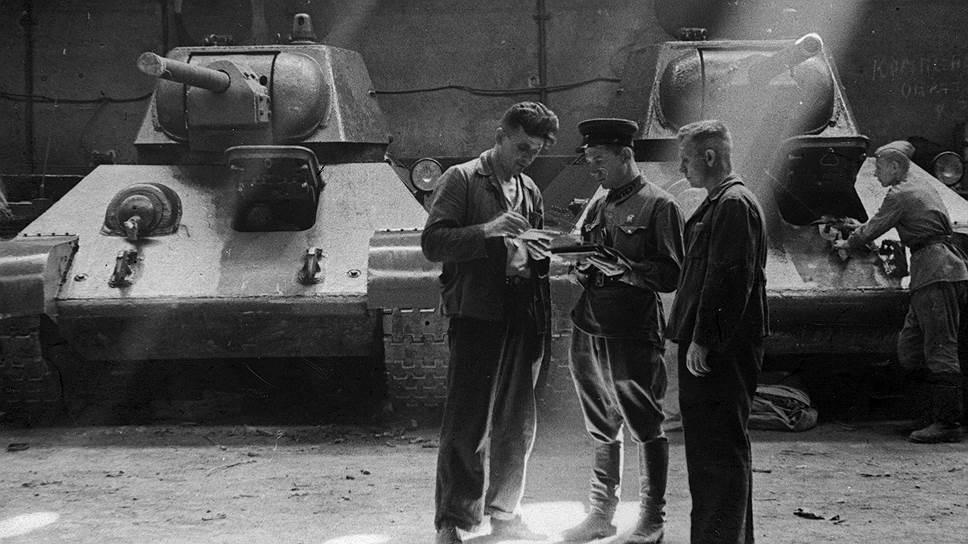 Даже во время битвы с конвейера сталинградского завода на фронт шли купить фольксваген транспортер бу в москве и мо