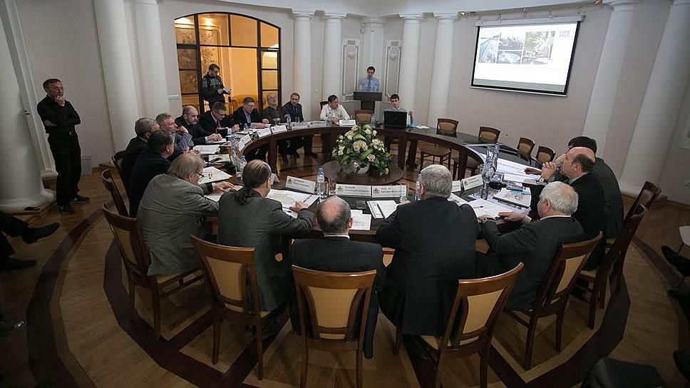Как был упразднен градсовет Екатеринбурга