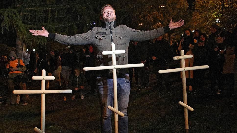 Четыре дня протестов в Екатеринбурге