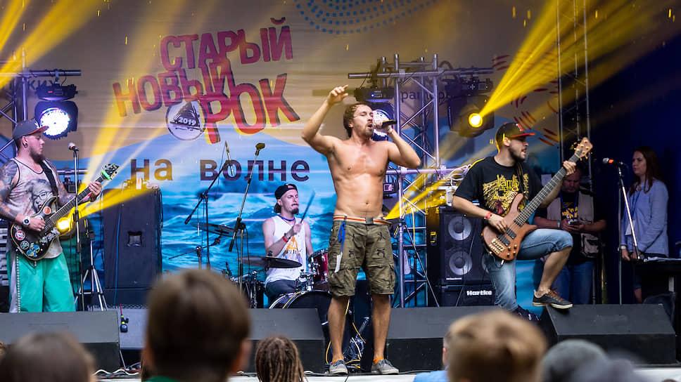 Музыкальный фестиваль «Старый новый рок. На волне-2019».