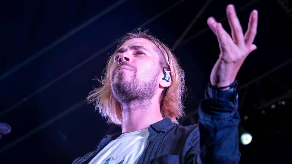 Музыкальный фестиваль «Старый новый рок. На волне-2019». Максим Свобода