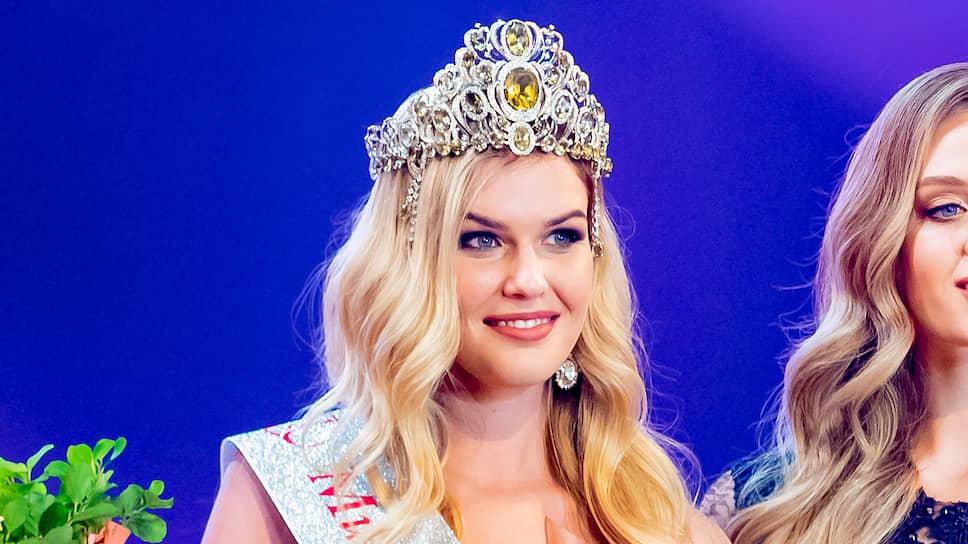Мисс Екатеринбург—2019 Виктория Вершинина