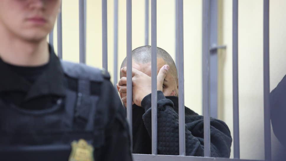 Один из обвиняемых в убийстве Ксении Каторгиной в Екатеринбурге