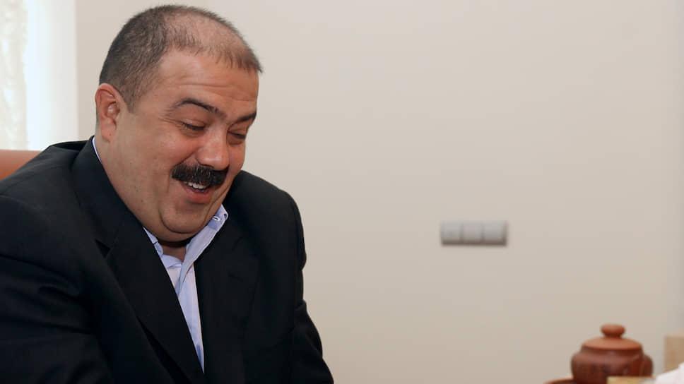 Президент Уральской горно-металлургической компании (УГМК) Искандер Махмудов. Занимает 18 место в списке богатейших бизнесменов страны с состоянием $6,6 млрд.