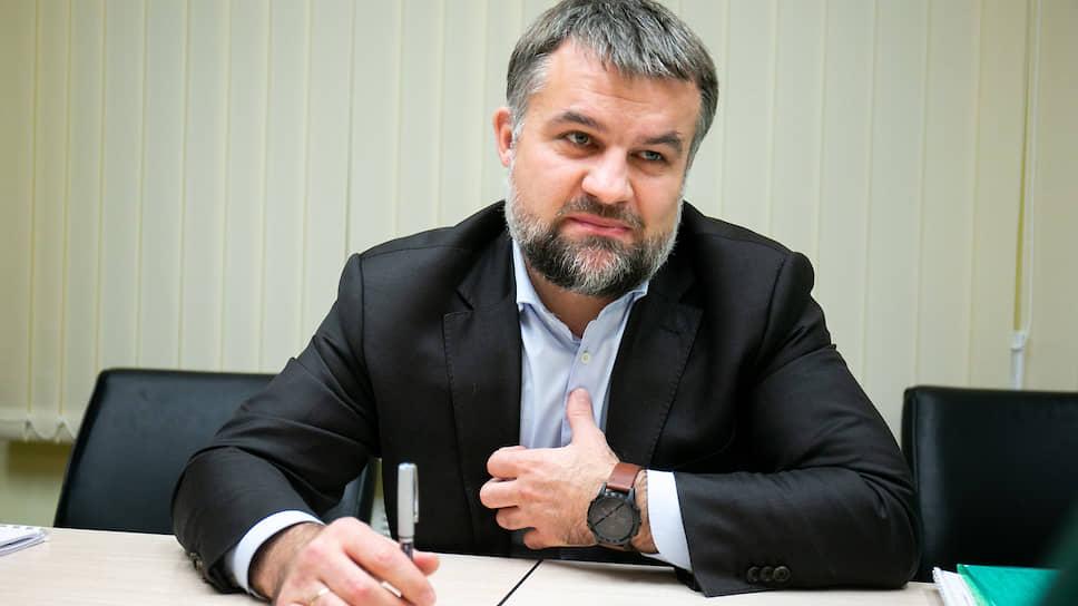 Алексей Бирюлин: У Екатеринбурга нет свободной земли