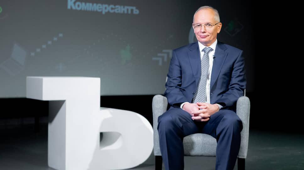 Глава Уральского ГУ Банка России Рустэм Марданов
