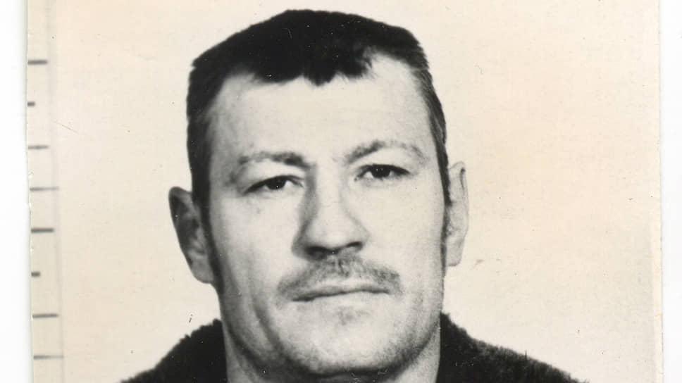 Убийца, приговоренный к расстрелу, Юрий Авдеев