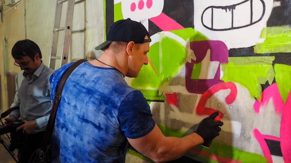 «Арт-резиденцией» смогут пользоваться художники и другие творческие люди для создания и продажи своих произведений.