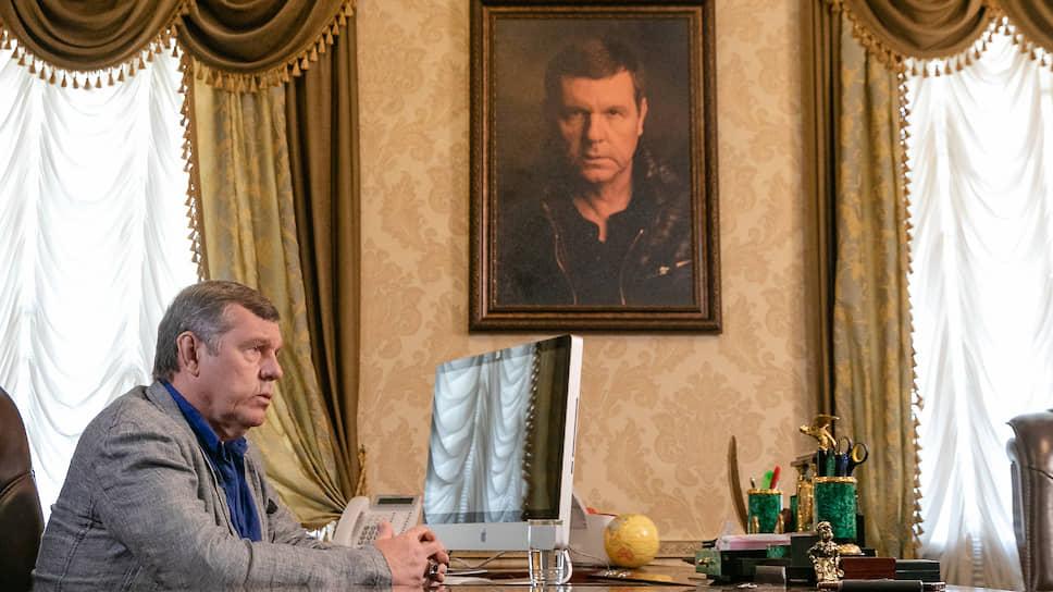 Александр Новиков собирается отдать свою землю под реализацию проекта в Сысерти