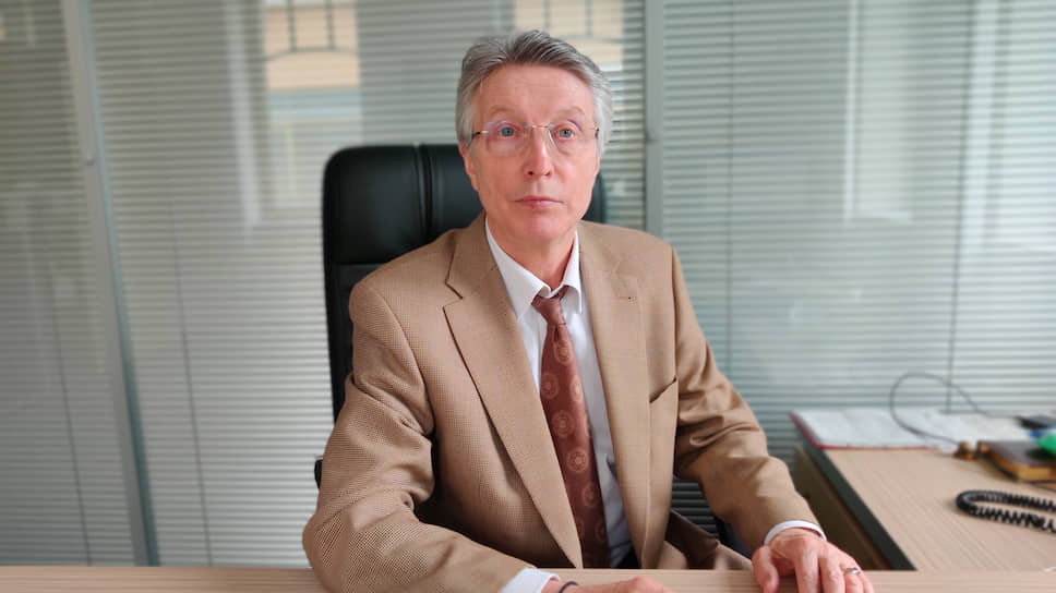 Юрий Осинцев, вице-президент холдинга «Синара — Транспортные машины»