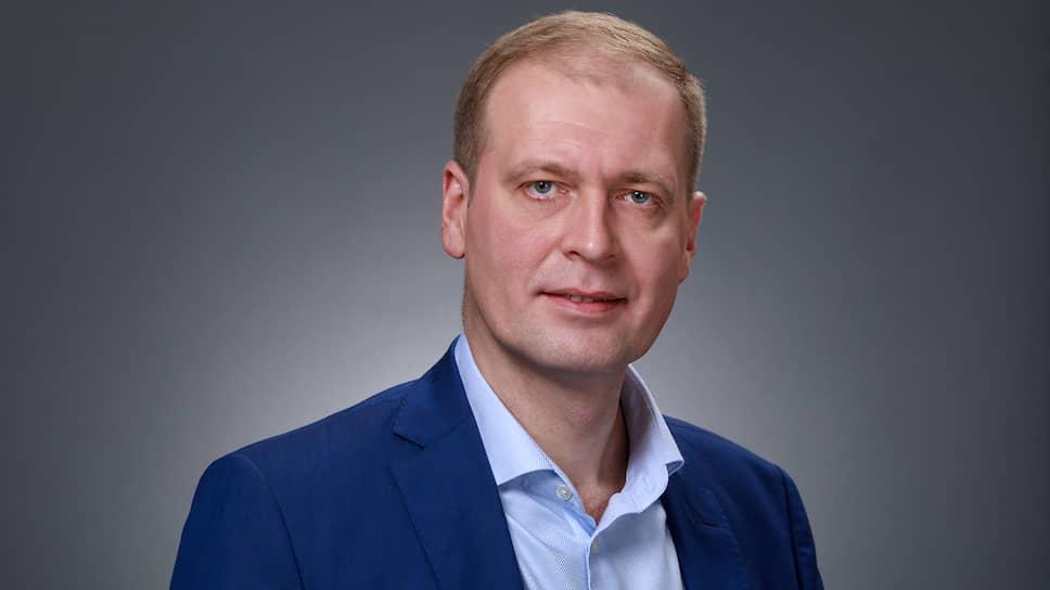 Олег Терехов, директор по работе с предприятиями горно-металлургической отрасли ИТ-компании КРОК