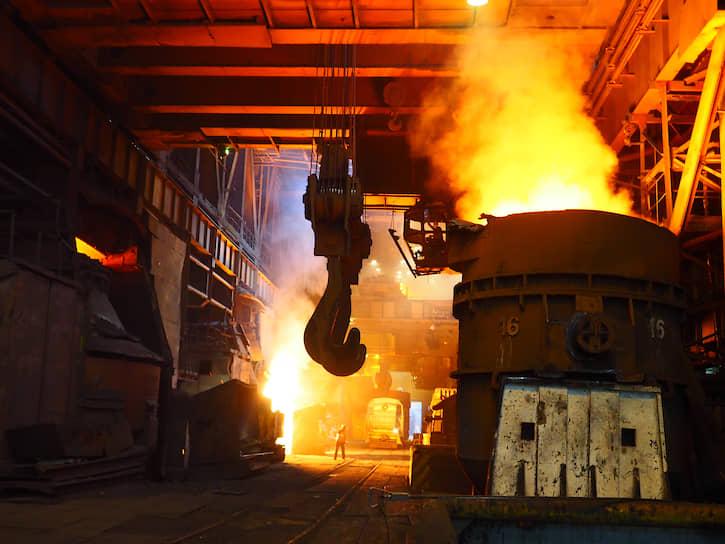 Нижнетагильский металлургический комбинат (ЕВРАЗ НТМК)
