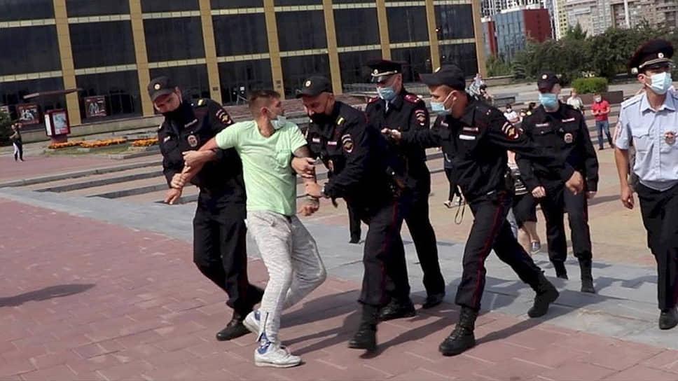 Задержание Дениса Гауэрта