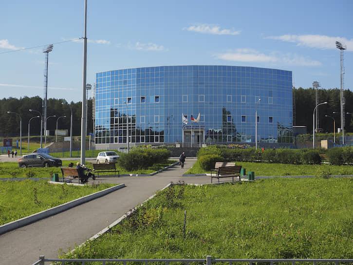 """Физкультурно-оздоровительный комплекс (ФОК) """"Газпром"""""""