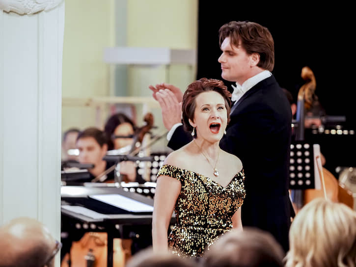 Официальное открытие фестиваля в Екатеринбургском театре оперы и балета.
