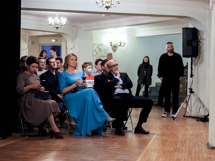 Официальное открытие фестиваля в Екатеринбургском театре оперы и балета