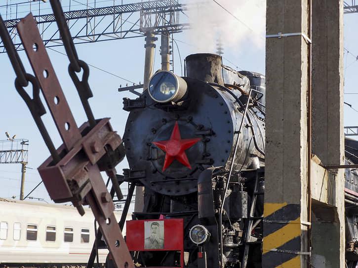 По маршруту от ст. Екатеринбург-Пассажирский до ст. Электролитная предполагается организовать регулярное курсирование туристических поездов на паровой тяге