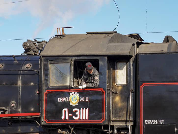"""Среди железнодорожников и любителей железных дорог за паровозами """"Л"""" закрепились прозвища Лебедянка и Лебедь"""