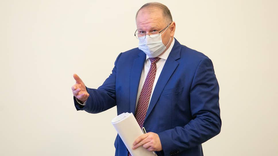 Как УрФО теряет Николая Цуканова