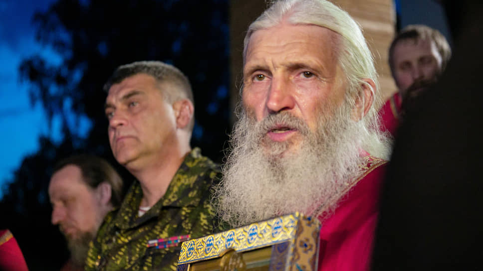 Экс-схиигумен Сергий верит, что рано или поздно поместный собор состоится