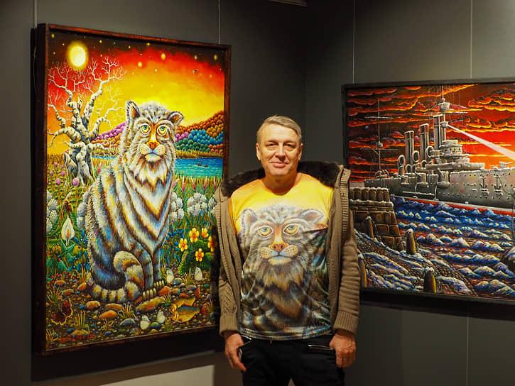 Альфрид Шаймарданов стал художником, когда ему уже было за 30 лет. К этому времени он уже успел поработать на заводе и на киностудии.