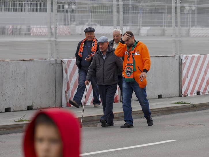 В розыгрыше Кубка России «Урал» дошел до полуфинала, где проиграл клубу «Химки» со счетом 1:3.