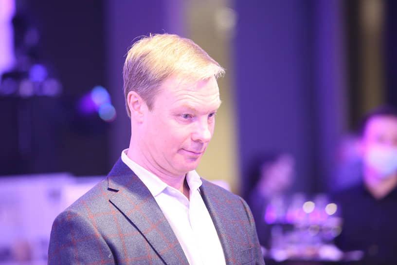 Владелец ООО «Радиус девелопмент» Александр Трунтаев