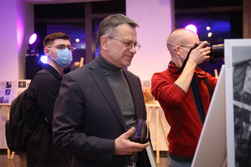Первый вице-президент СОСПП Михаил Черепанов
