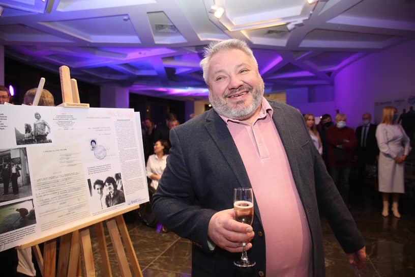 Политик и бизнесмен Антон Баков