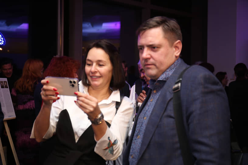 """Генеральный директор ООО """"УГМК-Агро"""" Илья Бондарев (справа)"""