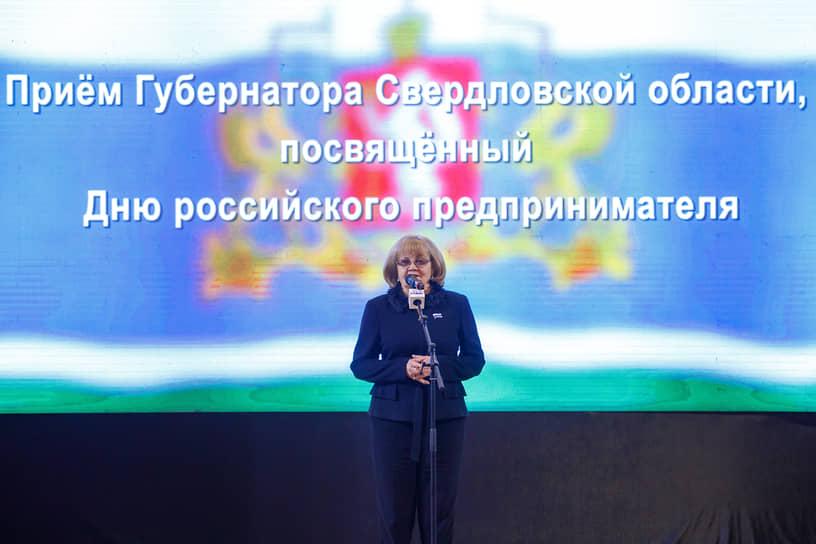 "Людмила Бабушкина на церемонии вручения ""Премии №1"". 2019 год"