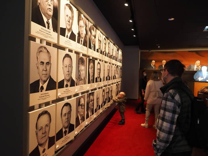 В честь юбилея в Ельцин Центр 1 февраля пришли более 5,3 тыс. человек, а в музее Бориса Ельцина побывали чуть более 1,2 тыс. человек