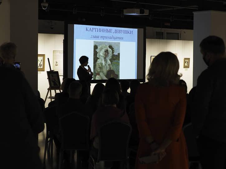 Выставка литографий французского художника Анри де Тулуз-Лотрека в галерее «Синара Арт». Лекция писателя Анны Матвеевой