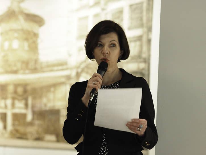 Писатель Анна Матвеева