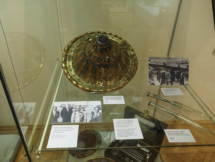 Подарки императора Эфиопии Хайле Селассие Свердловскому горсовету