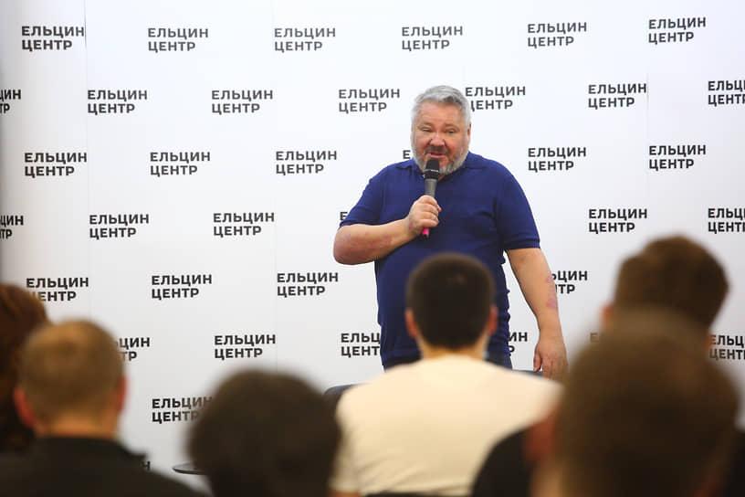 Антон Баков пообещал продолжить историю создания Российской империи