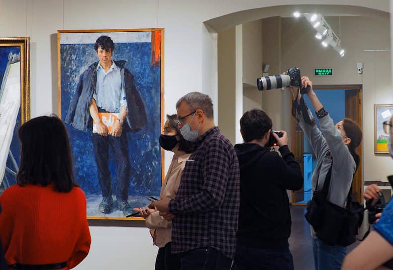 В новой экспозиции на Воеводина, 5 выставлены как произведения, уже знакомые зрителям, так и те, которые до сих пор хранились в фондах